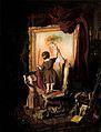 Borsos The Artist's Dream 1851.jpg