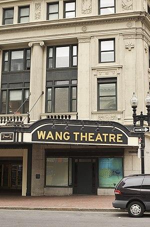 Boch Center - The Wang Theatre