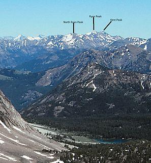 Ryan Peak (Idaho) mountain in United States of America