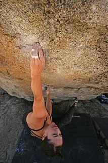 Bouldering Form of rock climbing