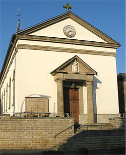 Bous church