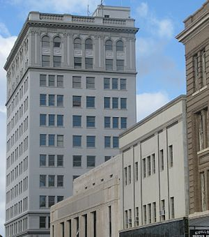 Beaumont Commercial District - Orleans Building, First National Bank Building, McFaddin Building, Gilbert Building