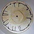 Bowl with maxim in Kufic script, Iran, Neyshabur, 10th century AD, underglaze slip-painted earthenware - Aga Khan Museum - Toronto, Canada - DSC06480.jpg