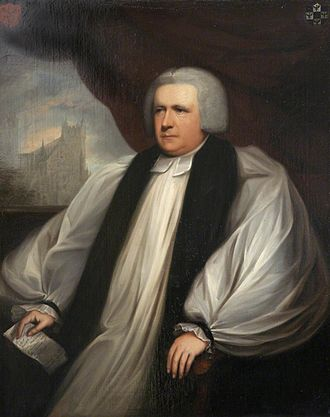 Bishop of Exeter - Image: Bp William Buller