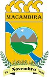Ấn chương chính thức của Macambira