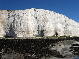 Chalk Group - Brass Point, one of the Seven Sisters