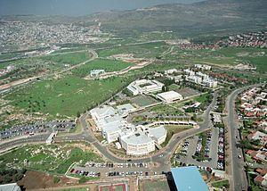 ORT Braude College of Engineering - Aerial view, ORT Braude College (2006)