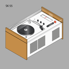 Braun SK 55 (red).png