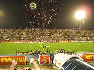 Estadio José Pachencho Romero - Inside View