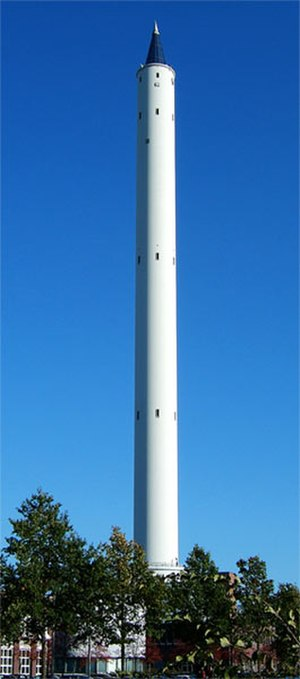 University of Bremen - The Fallturm Bremen is a drop tower at the University of Bremen.