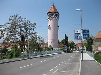 Brežice - Image: Brezice town, Slovenia