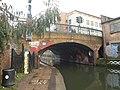 Bridge, Regent's Canal - geograph.org.uk - 2249962.jpg