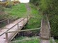 Bridge Over Catch Burn - geograph.org.uk - 170007.jpg