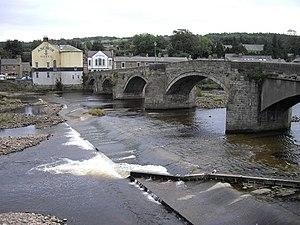 Haydon Bridge - Haydon Old Bridge