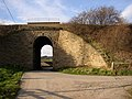 Bridge under the railway, Castley - geograph.org.uk - 380397.jpg