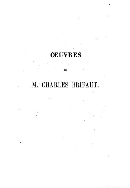 Книга Oeuvres. T. 3