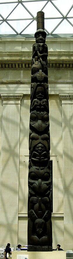 Kayung Totem Pole Wikipedia