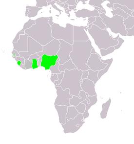 Британская западная африка