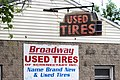 Broadway Used Tires in Schenectady, New York.jpg