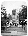 Bronze statue of Buddha at Daibouts, Japan (5688998954).jpg