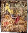 Bronzino - Giuseppe fugge dalla moglie di Putifarre, 1549.jpg
