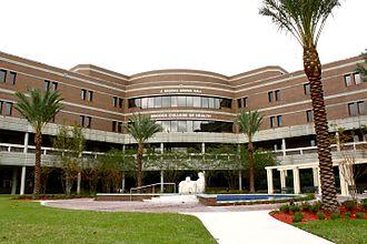 Brooks College of Health - Image: Brooks Brown Hall UNF