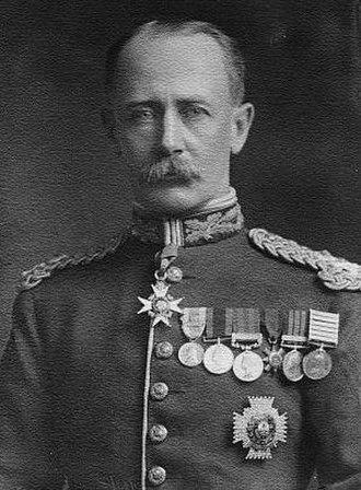 Bruce Hamilton (British Army officer) - Gen. Sir Bruce Hamilton