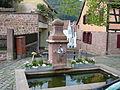 Brunnen in Lambrecht 02.jpg