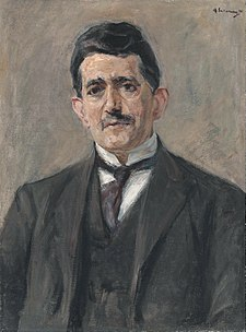 Bruno Cassirer, by Max Liebermann.jpg