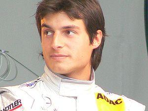 DTM Driver Bruno Spengler