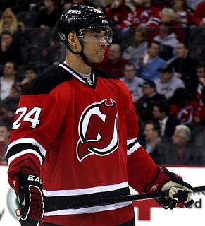Bryce Salvador Canadian ice hockey player