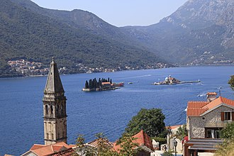 Bay of Kotor, a ria in the Southern Adriatic Bucht von Kotor.jpg