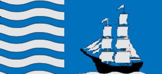 Bueu - Image: Bueu Flag