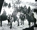 Bugarski vojnici vo Bitola, pristignuvanje.jpg