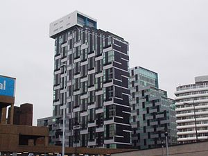 Unity Buildings - Image: Buildings, Liverpool 201009