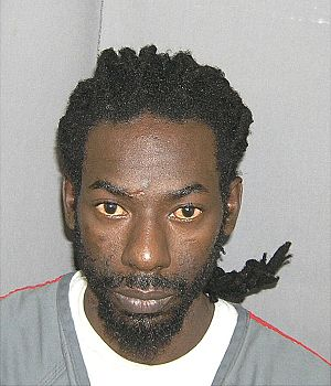 English: Mug shot of Buju Banton.