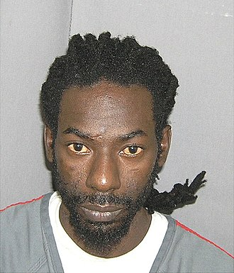 Buju Banton - Mug shot of Banton taken shortly after his arrest.