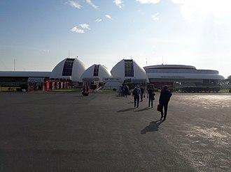 Transport in Burundi - Arrival at Bujumbura International Airport