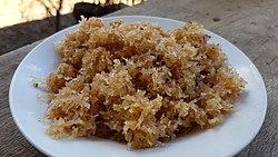 Bukayo (sweetened shredded coconut) - Philippines.jpg