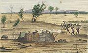 Bulla Queensland 1861