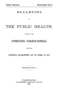 <i>Public Health Reports</i> Public health journal