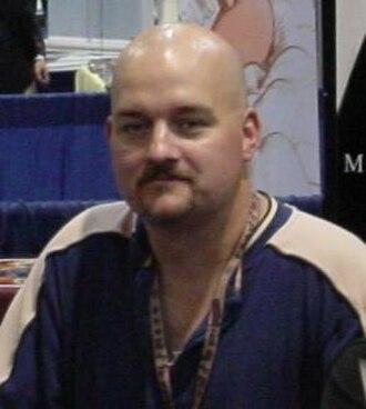 Mike Bullock - Mike Bullock in 2006