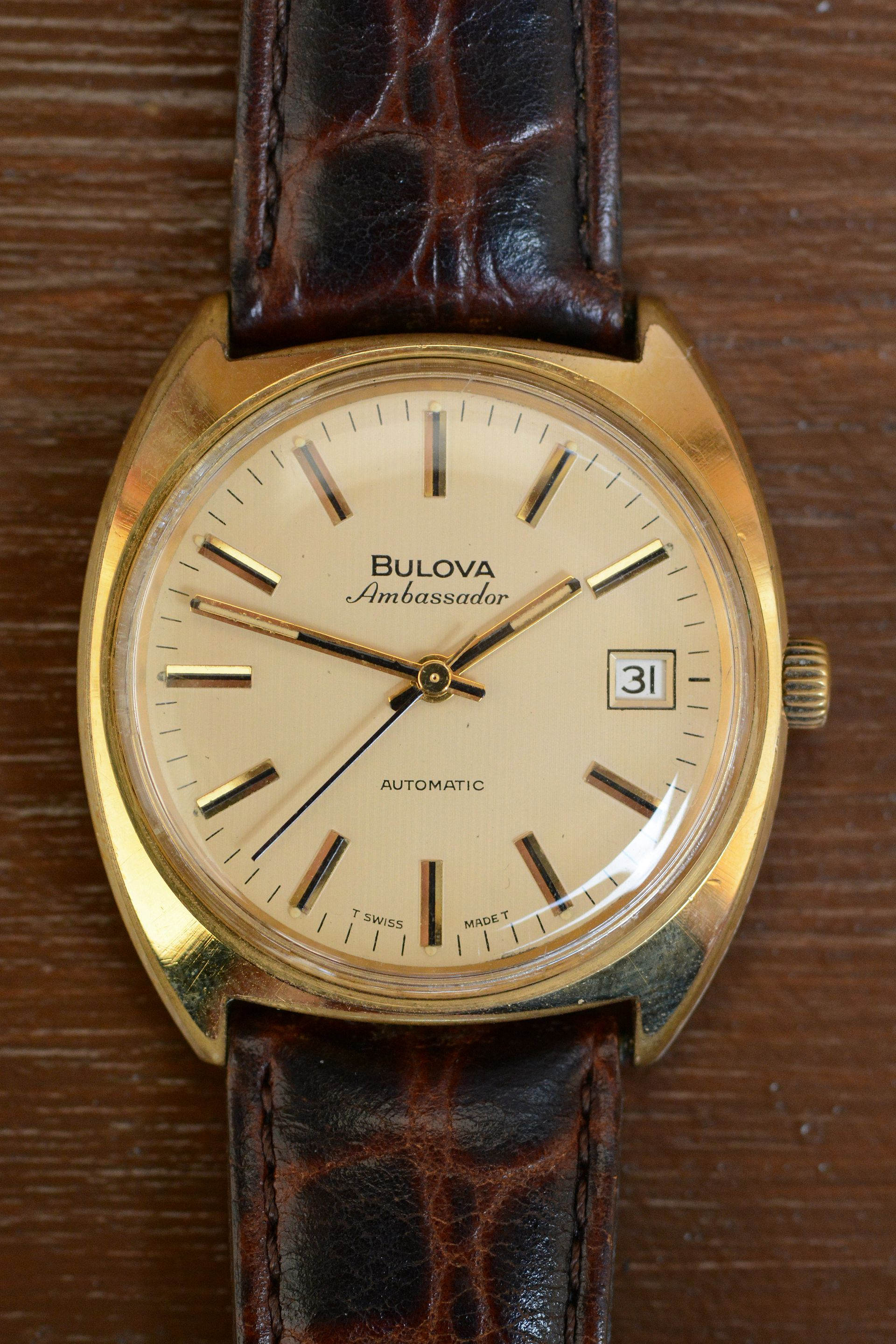 Bulova wikipedia for Watches bulova