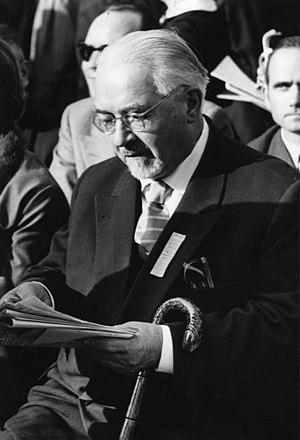 Otto Nuschke - Otto Nuschke