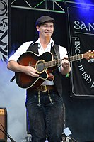 Burgfolk Festival 2013 - The Sandsacks 17.jpg