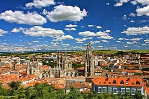 Burgos - city view