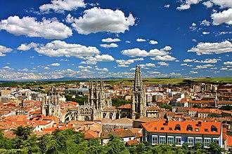 Burgos - View of Burgos