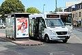 Bus devant la gare d'Orsay 2012.jpg
