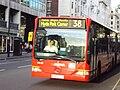 Bus in central London - DSC04258.JPG