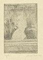 Bust, print by James Ensor, 1887, Prints Department, Royal Library of Belgium, S. III 68826.jpg